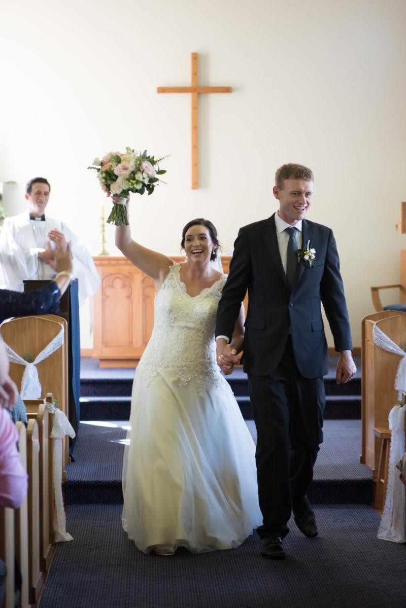 Lace | Astra Bridal | Christina Rossi | Black Barn Winery | Shar Hays Photography Soft A-line Wedding Dress