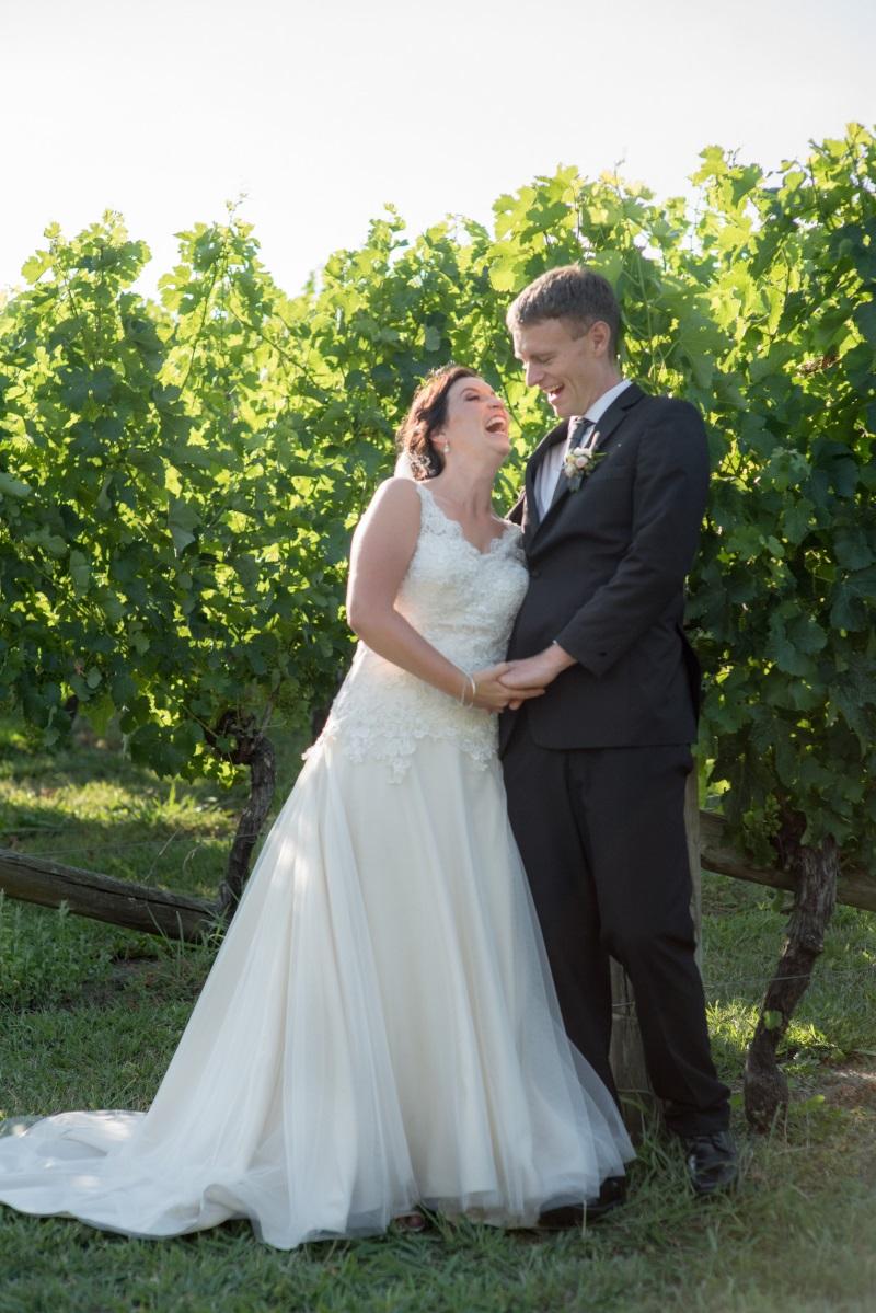 Dropwaist Lace Wedding Gown | Astra Bridal | Christina Rossi | Black Barn Winery | Shar Hays Photography
