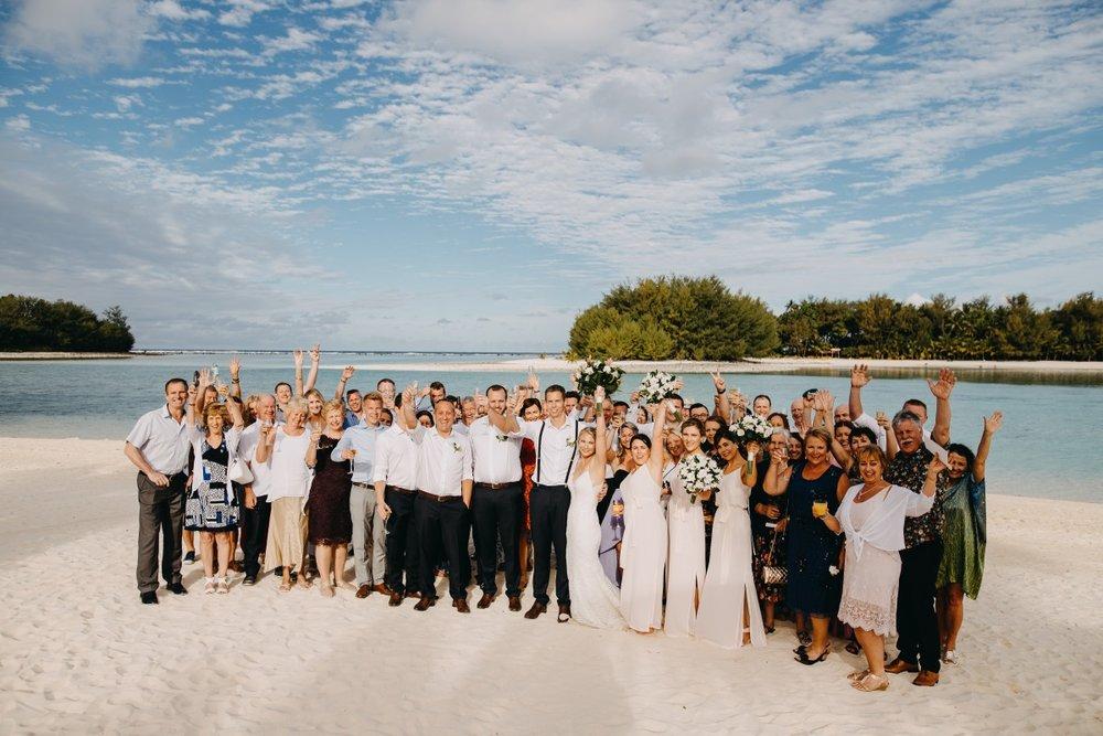 Raro Wedding | Astra Bridal | Sottery & Midgley | Muri Beach Club Hotel | Alex King Photography