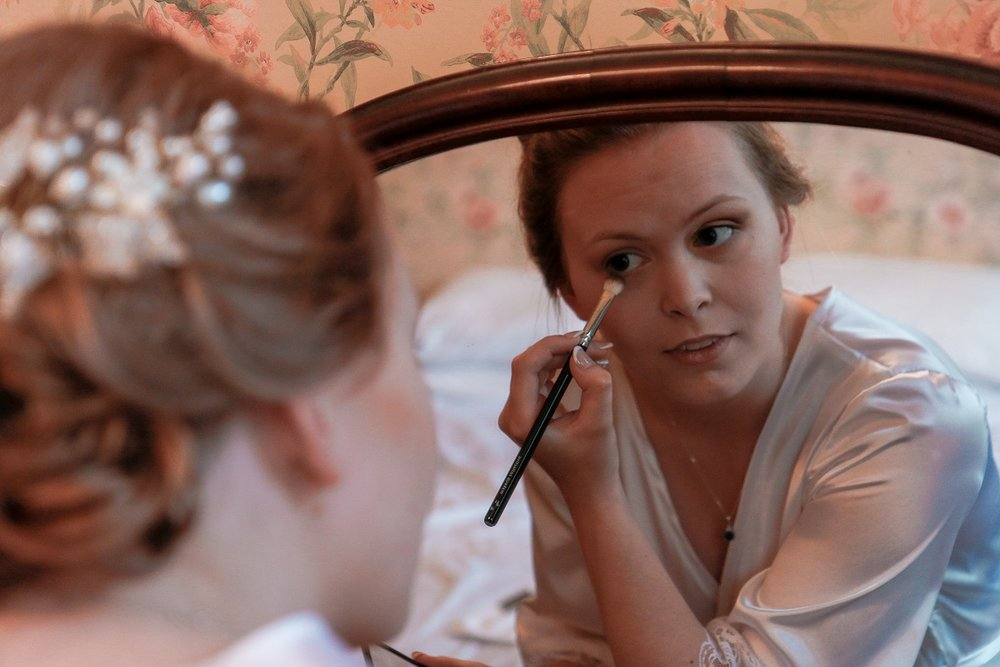 Bridal Makeup | Astra Bride Jessica