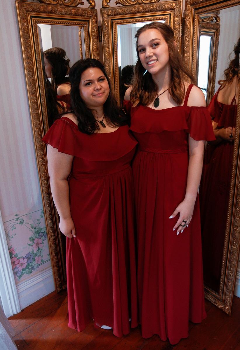 My Bridesmaids | Astra Bride Jessica