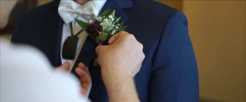 Finishing Touches | Astra Bride Jessica