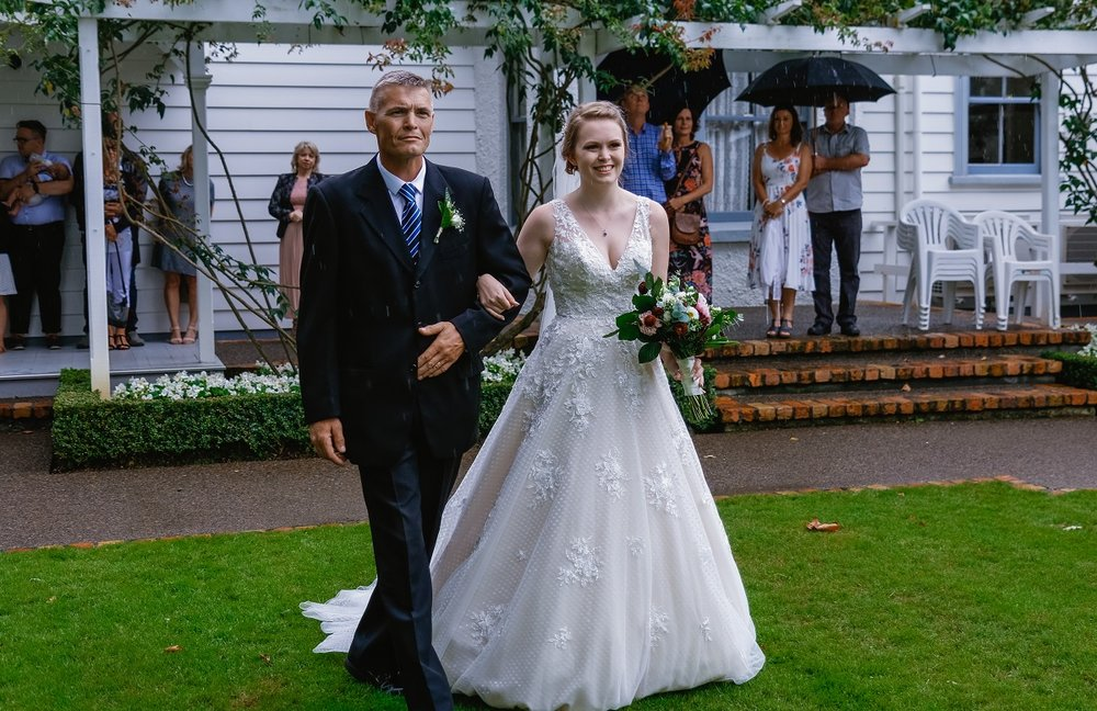 Dad & Daughter | Astra Bride Jessica