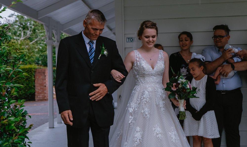 Here she comes | Astra Bride Jessica