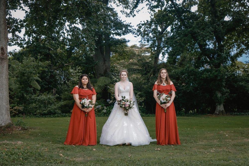 Bride & Bridesmaids | Astra Bride Jessica