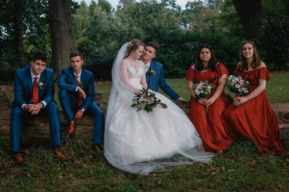 The Bridal Party | Astra Bride Jessica
