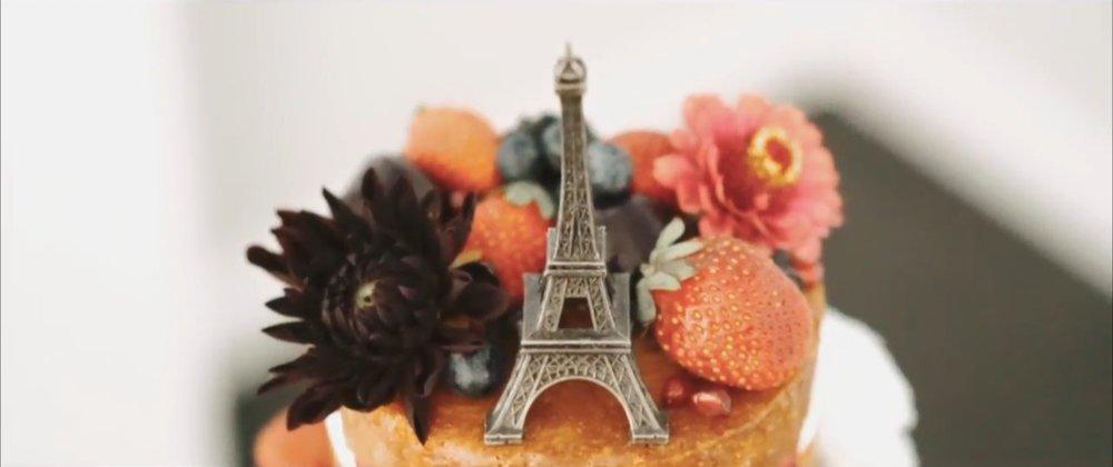 Cake Topper | Astra Bride Jessica