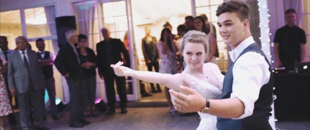 Let's Dance | Astra Bride Jessica