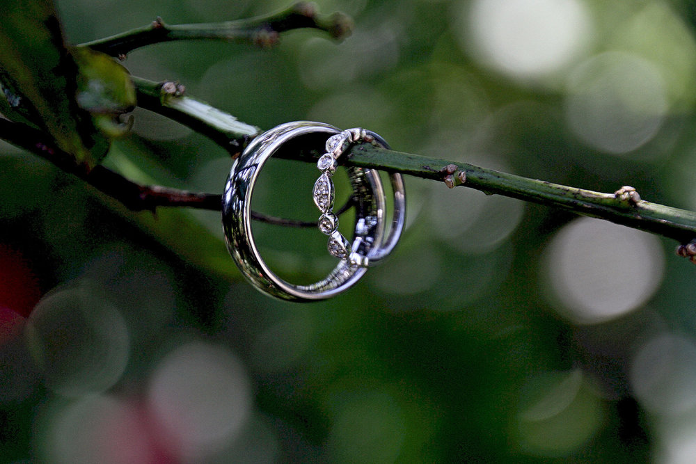 Rings | Astra Bridal | Maggie Sottero | Alisha Taylor Photography