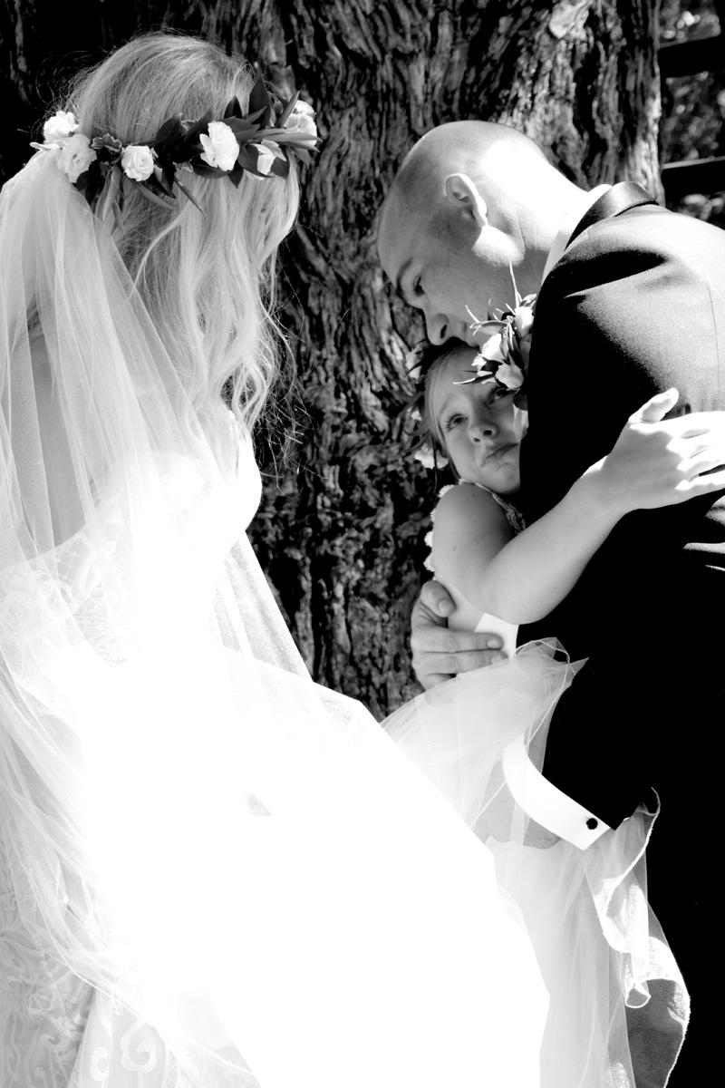 Black Groom Suit | Astra Bridal | Maggie Sottero | Alisha Taylor Photography