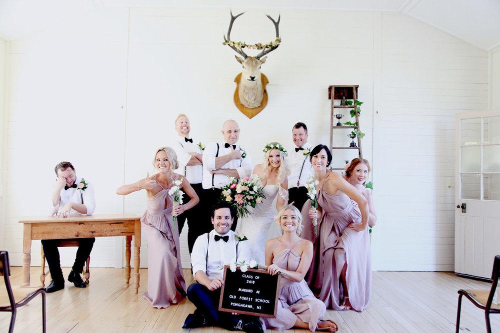 Deer Head Decor | Astra Bridal | Maggie Sottero | Alisha Taylor Photography