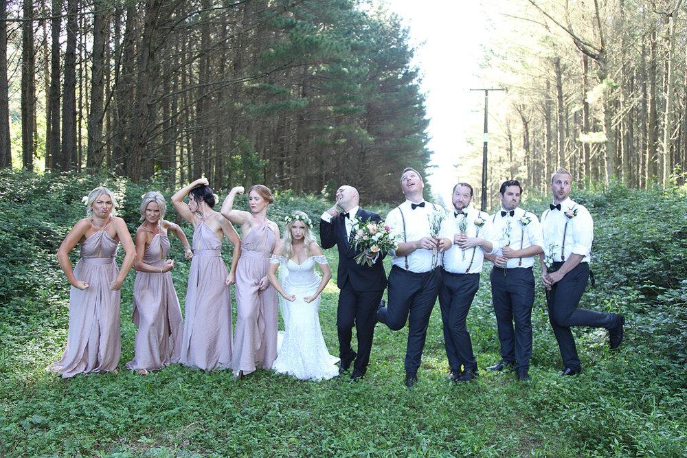 Bridal Party | Astra Bridal | Maggie Sottero | Alisha Taylor Photography