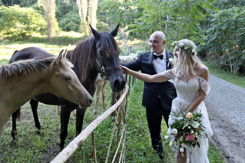 Boho Bride | Astra Bridal | Maggie Sottero | Alisha Taylor Photography