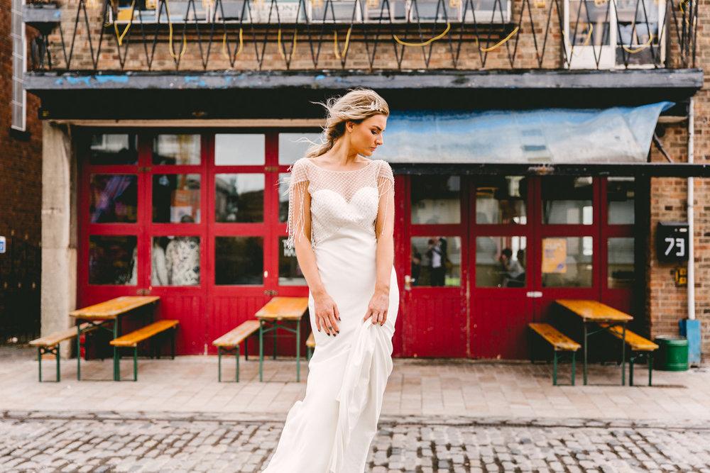 Sheath Wedding Gown | Butler Whites Venue | Astra Bridal | Sottero & Midgley – Liam| Jemma King Photography