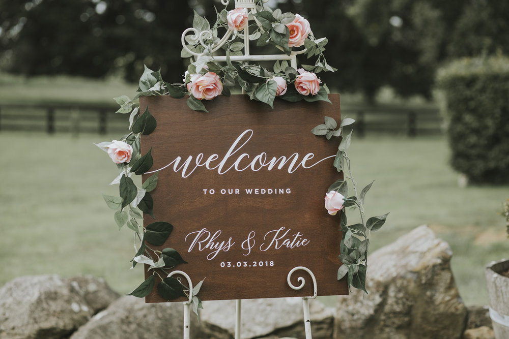 "- ""Alicia at The Red Barn was such a pleasure to deal with. From the planning stages, to the moment I walked down the aisle, she helped the whole day run smoothly. We're very thankful for all her help on our day and I can't recommend The Red Barn enough, they took the stress out of the day. We loved the fact they set up for us and walked out at the end. Such an incredible venue, absolutely stunning!!"""