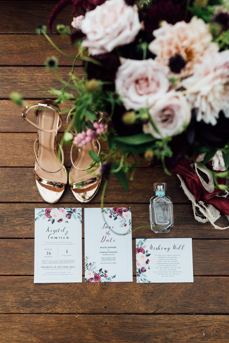 Wedding Shoes | Wedding Invitations| Garden Wedding | Astra Bridal | Sottero & Midgley – Bexley | Gemma Flay Photography