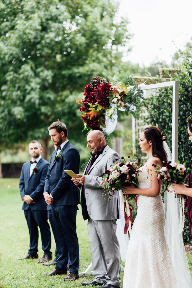 Bridal Arch | Garden Wedding | Astra Bridal | Sottero & Midgley – Bexley | Gemma Flay Photography