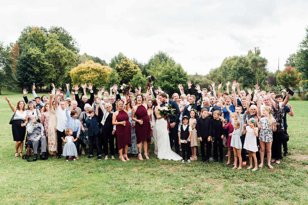 Wedding Guests | Garden Wedding | Astra Bridal | Sottero & Midgley – Bexley | Gemma Flay Photography