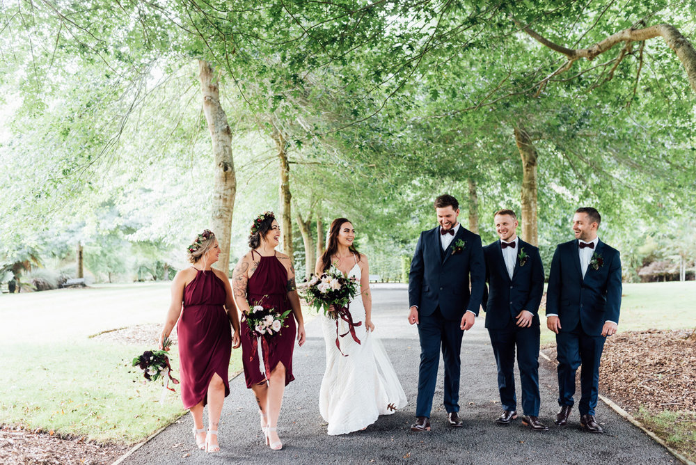 Bridal Party | Garden Wedding | Astra Bridal | Sottero & Midgley – Bexley | Gemma Flay Photography