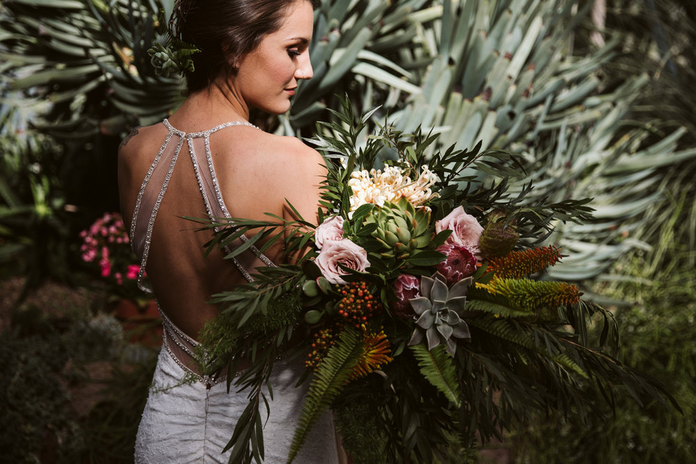 Flowers | Same Sex Styled Shoot | Astra Bridal | Maggie Sottero | Marys Bridal | Sweet Events Photography