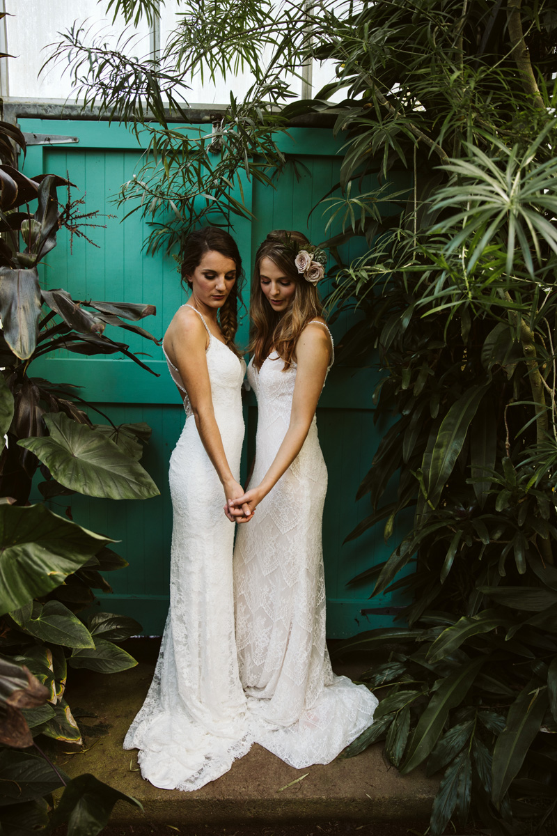 Lesbian Wedding | Same Sex Styled Shoot | Astra Bridal | Maggie Sottero | Marys Bridal | Sweet Events Photography