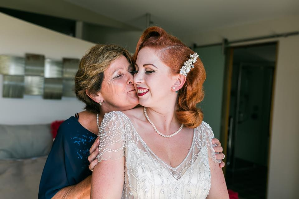 Mother & Daughter | Astra Bride Camille