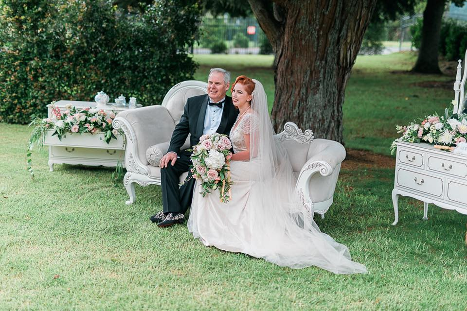 Father & Daughter | Astra Bride Camille
