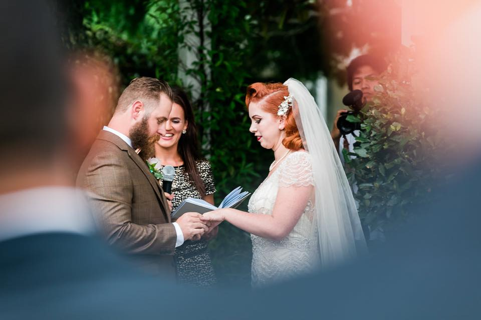 The Vows | Astra Bride Camille