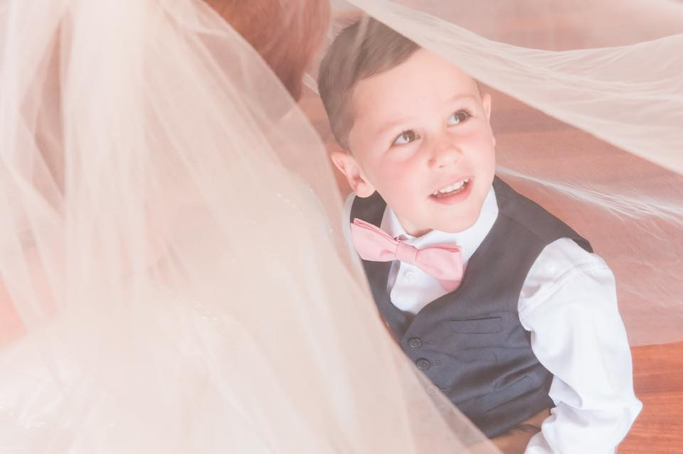 My Little Boy | Astra Bride Camille