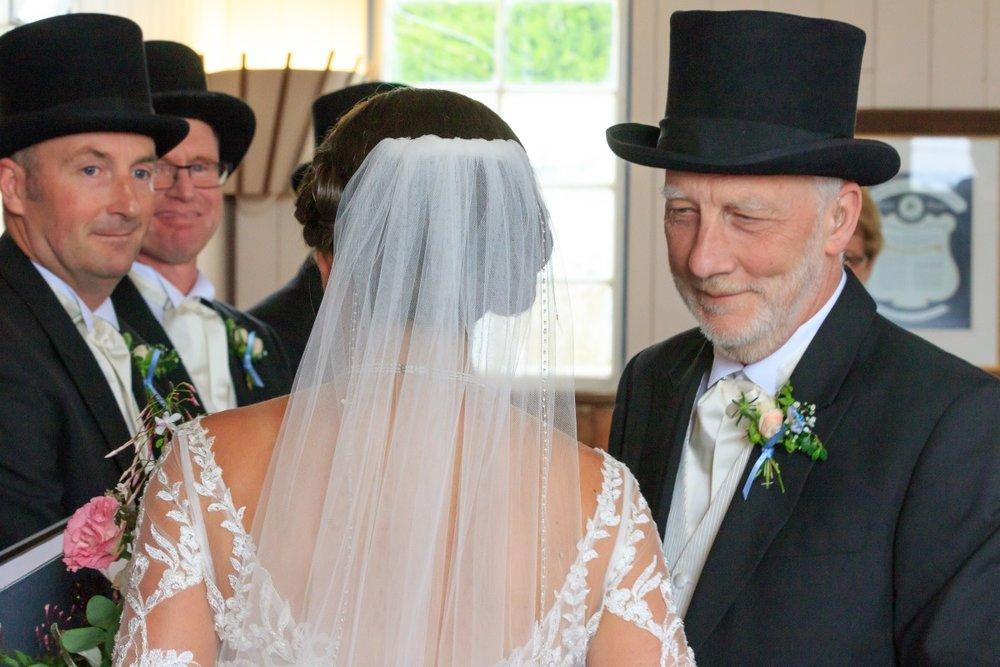 Veil | Maggie Sottero | Astra Bridal | Vintage Wedding | Larnach Castle | Vanessa Adcock Photography