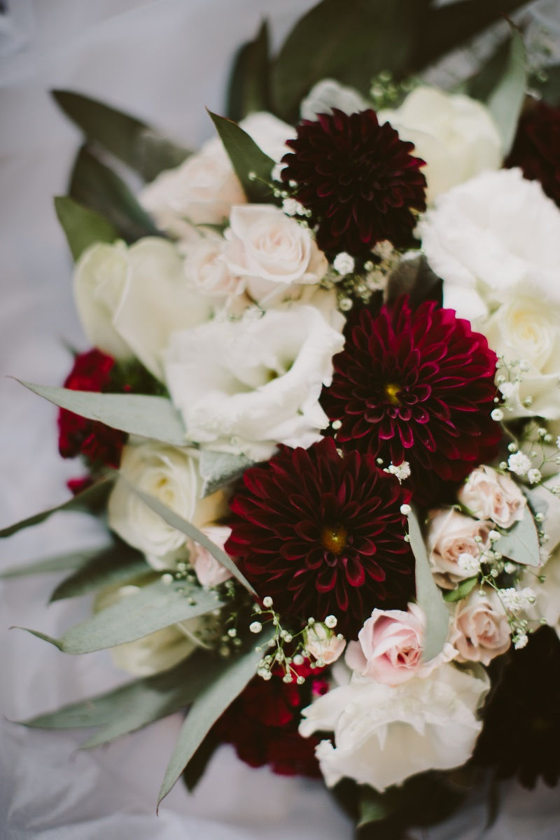 Bridal Bouquet | Essence Bridal | Astra Bridal | Classic Wedding | Daltons Plantation | Ruth Gilmour Photography