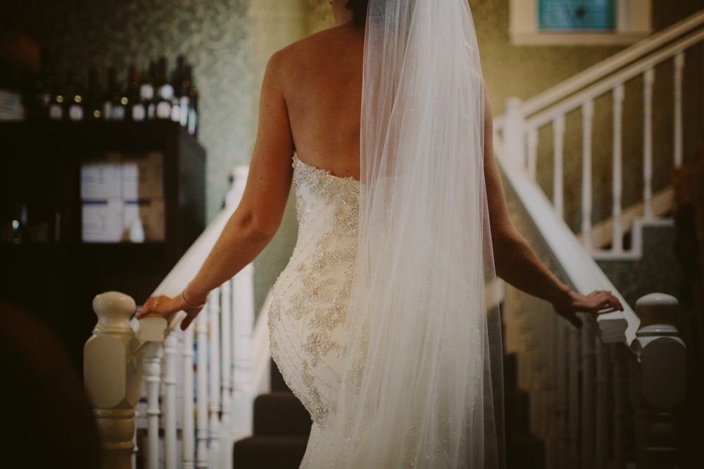 Beaded Wedding Gown | Essence Bridal | Astra Bridal | Classic Wedding | Daltons Plantation | Ruth Gilmour Photography