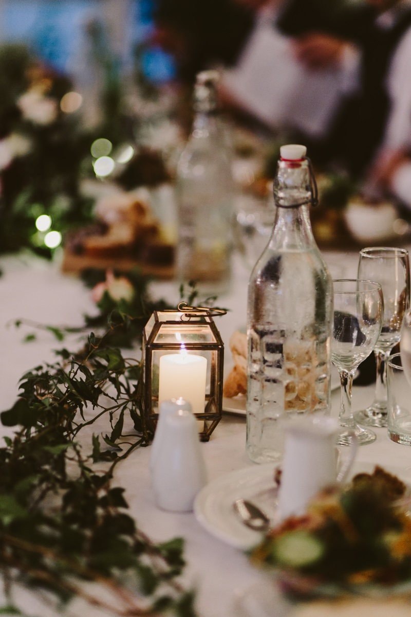 Table Decor | Essence Bridal | Astra Bridal | Classic Wedding | Daltons Plantation | Ruth Gilmour Photography