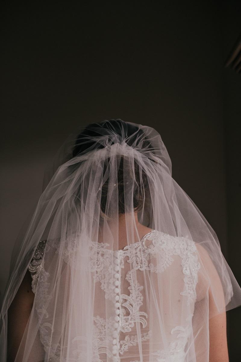 Veil | Bonny Bridal | Astra Bridal | Classic Wedding | Huka Falls Resort | Jessica Lee Photography
