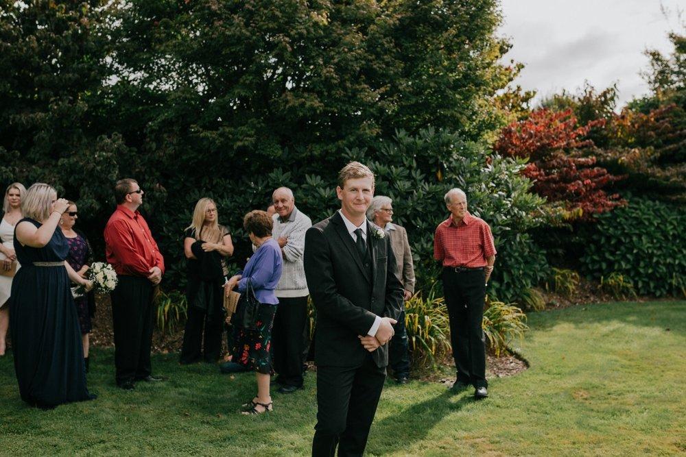 Black Wedding Suit | Bonny Bridal | Astra Bridal | Classic Wedding | Huka Falls Resort | Jessica Lee Photography