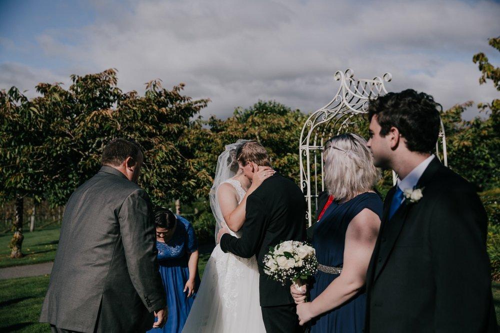 Vows | Bonny Bridal | Astra Bridal | Classic Wedding | Huka Falls Resort | Jessica Lee Photography