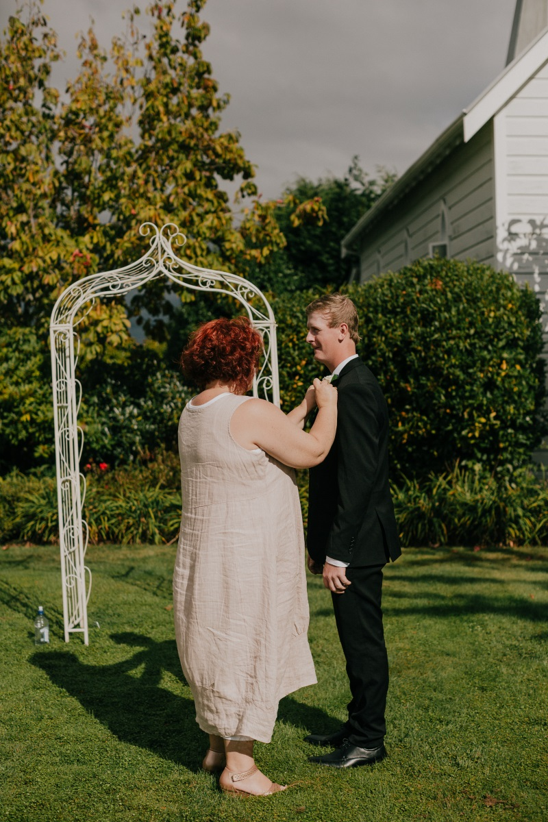 Bridal Arch | Bonny Bridal | Astra Bridal | Classic Wedding | Huka Falls Resort | Jessica Lee Photography