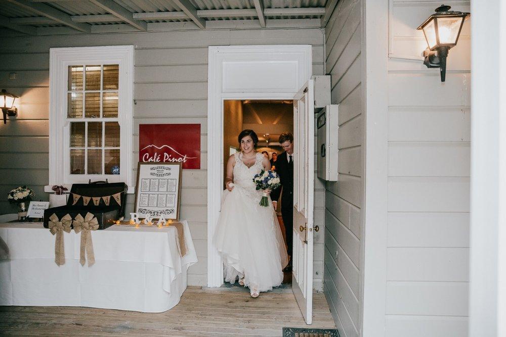 Reception | Bonny Bridal | Astra Bridal | Classic Wedding | Huka Falls Resort | Jessica Lee Photography