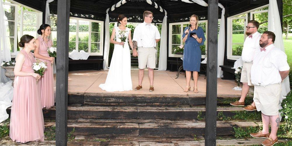 We're Married | Astra Bride Rebekah