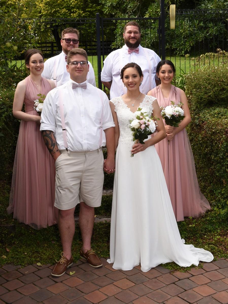 The Bridal Party | Astra Bride Rebekah
