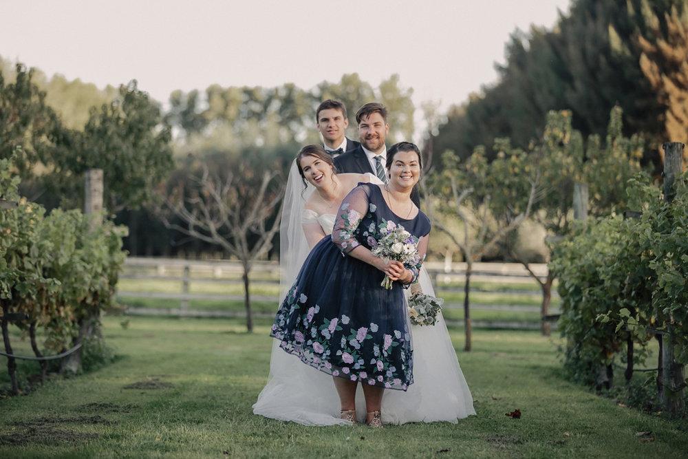 Bride, Groom, Best Main and maid of honour (2).jpg