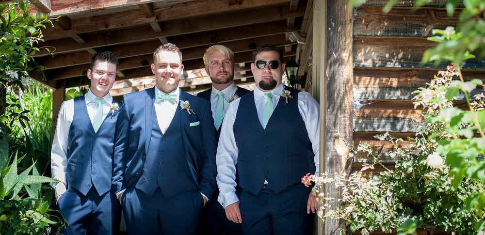 Groom and Groomsmen | Astra Bride Olivia