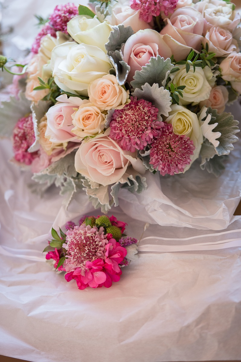 The Bride's Bouquet | Astra Bride Olivia
