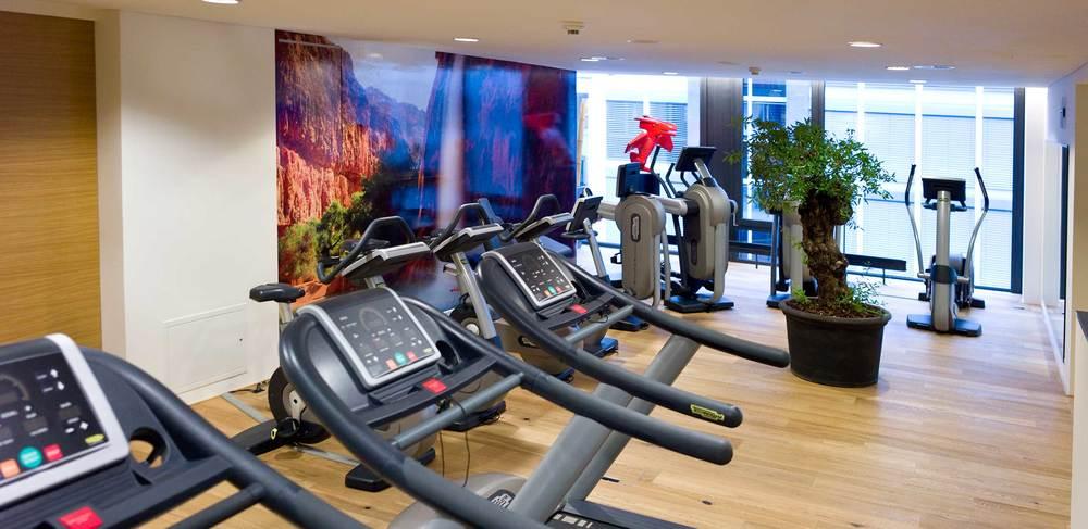 Sihlpark Fitness & Wellness Laufband