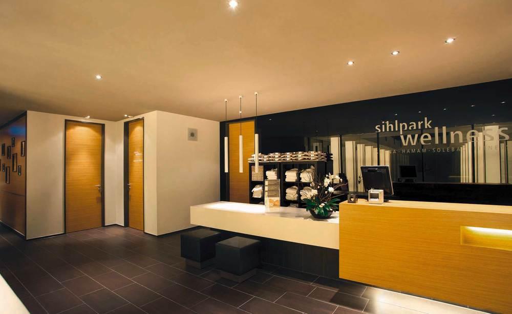 Sihlpark Fitness & Wellness Lobby