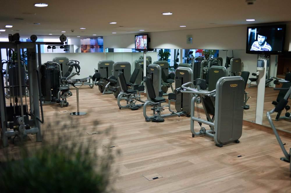 Sihlpark Fitness & Wellness Geräte