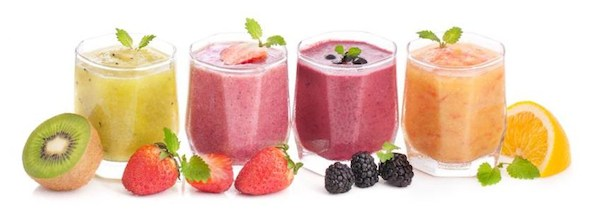 healthy smoothie fruit