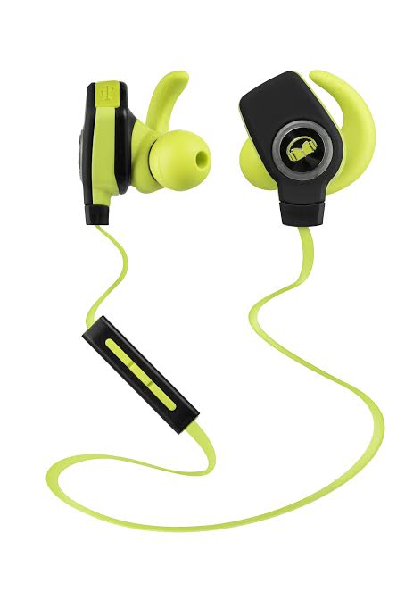 The Monster iSport SuperSlim Wireless Headphones