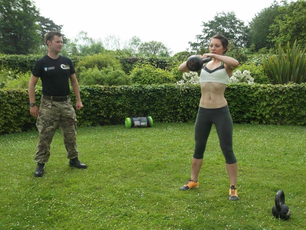 kettlebell xtreme bootcamps military fitness crossfit