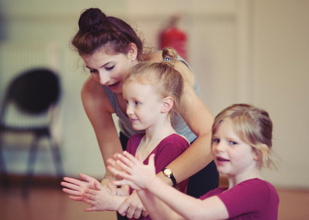 clifford studios miss ellis fitzherbert teacher barnes dance modern tap ballet